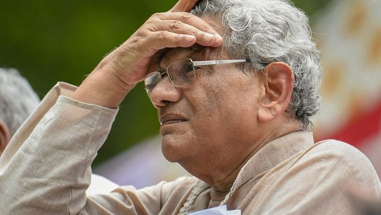 When Sitaram Yechury defended the 1989 Tiananmen Square Massacre as a JNU student