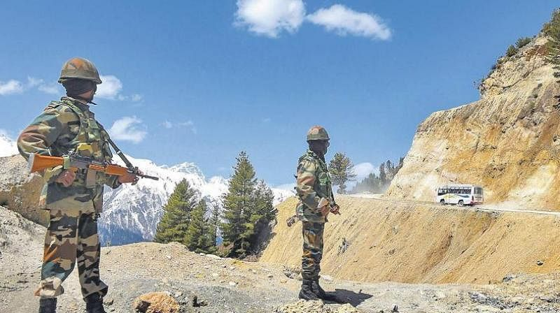 India hands over Chinese PLA soldier who strayed across LAC in Ladakh