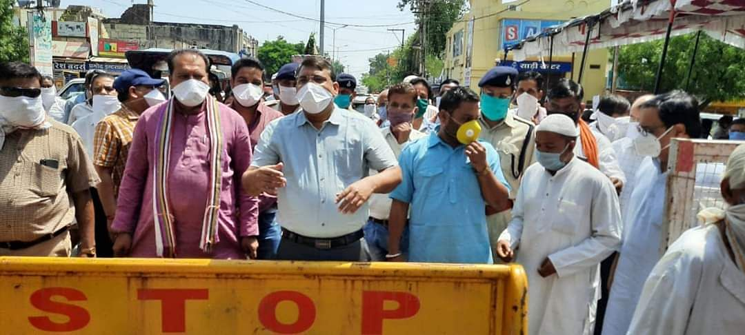 Coronavirus in Madhya Pradesh: Neemuch's Ghanta Ghar area no more a containment zone, seven containment areas de-notified in Khandwa