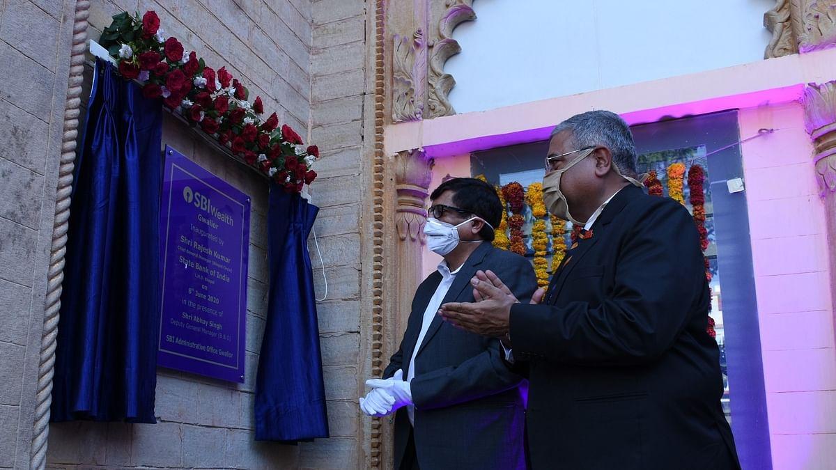 SBI opens its Wealth Hub in Gwalior