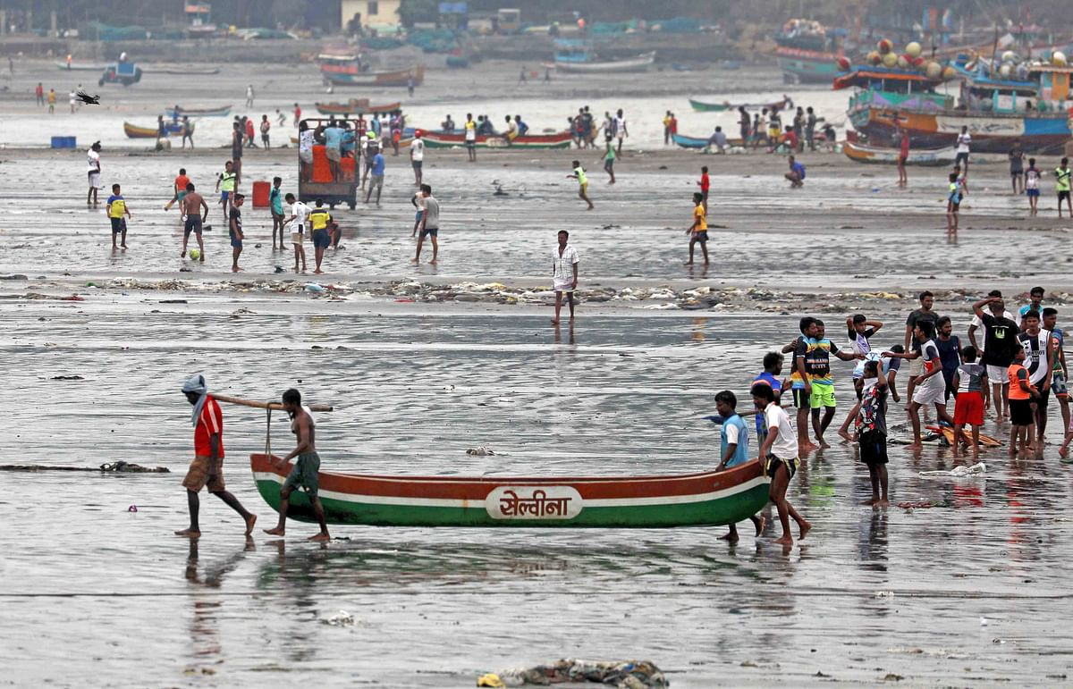 Mumbai: 20% of MMR coast is at risk of flooding