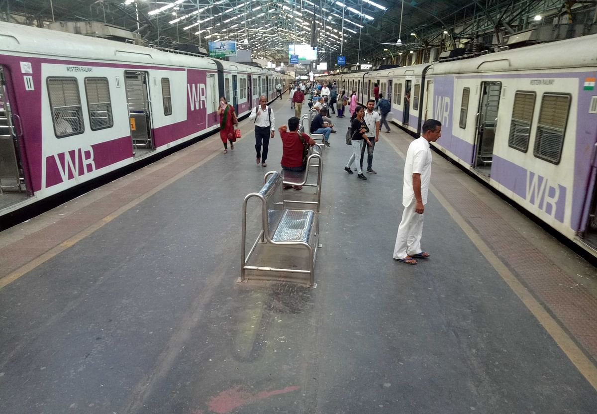 Mumbai local trains get green signal, to cater health personnel on emergency duty in the public and private sectors