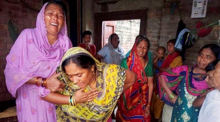 Amid heavy rains in Bihar, at least 93 killed in lightning strikes