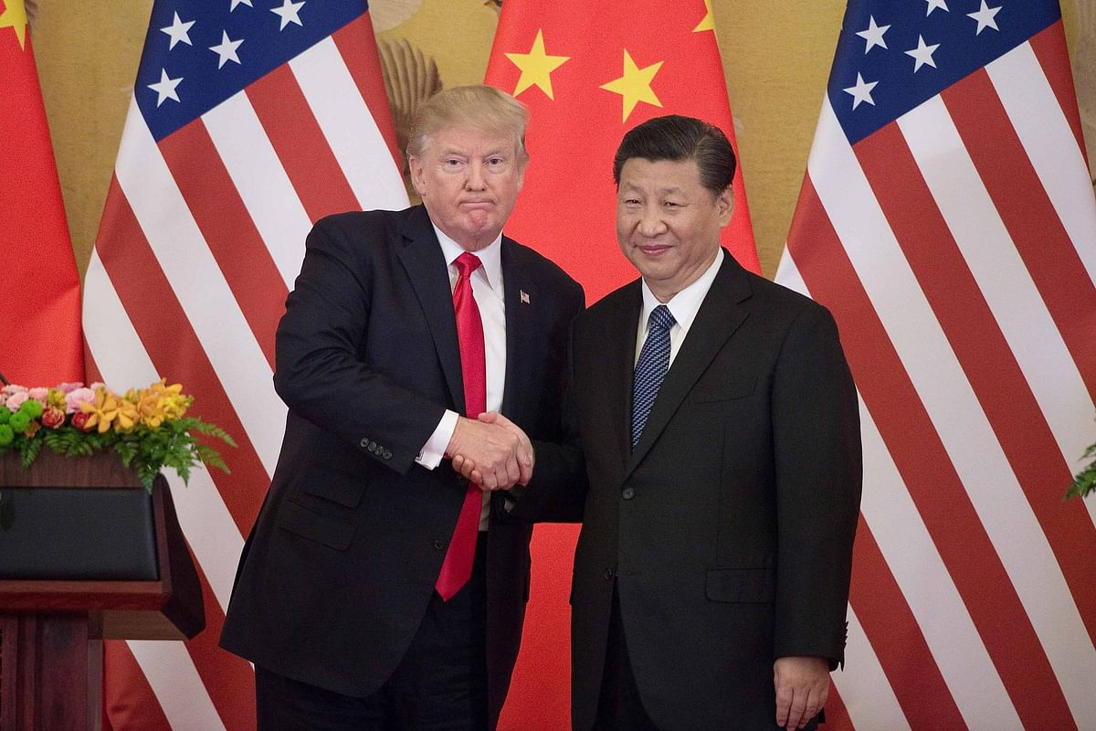 US President Donald Trump sought Chinese counterpart Xi Jinping's help in re-election?