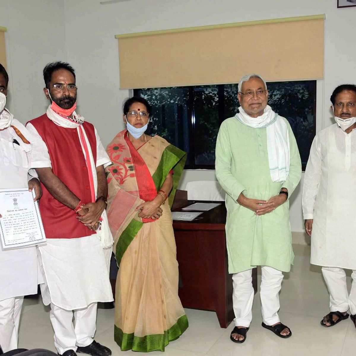 From Sanjay Mayukh to Sameer Kumar Singh: Nine candidates elected unopposed to Bihar Legislative Council