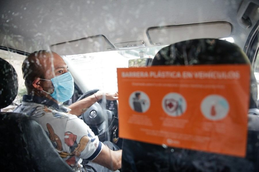 DiDi's anti-pandemic efforts offer users worry-free ride in Mexico