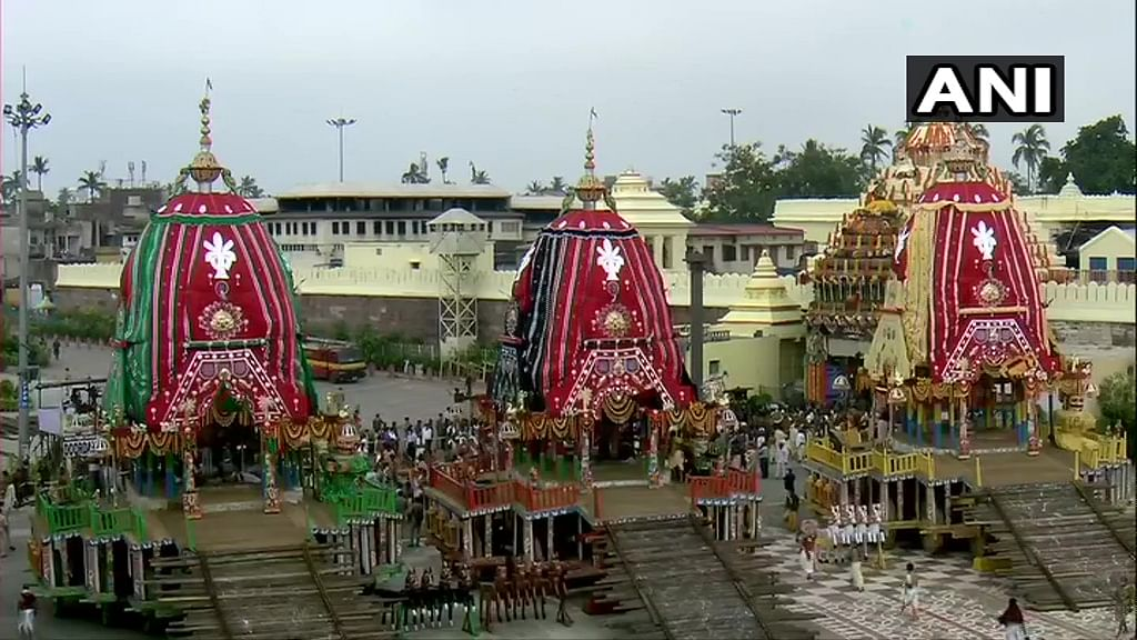 For second time Jagannath's 'Snanyatra' to be held sans devotees amid COVID-19