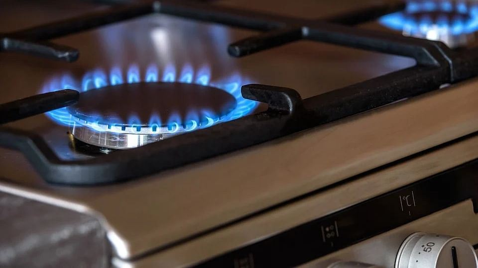 Spend some time near gas cooker in kitchen to lower BP