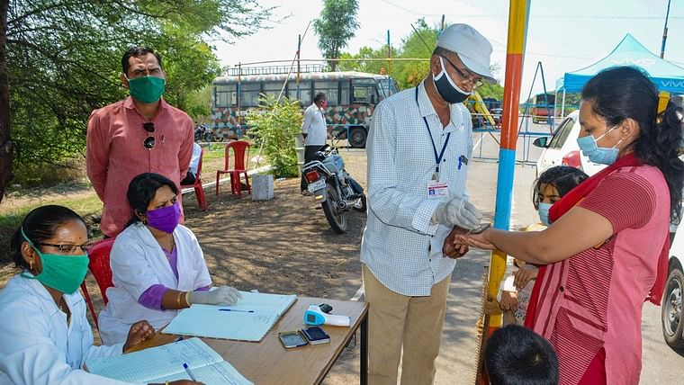 India's COVID-19 tally reaches 2,26,770 with record spike of 9,851 cases; death toll 6,348