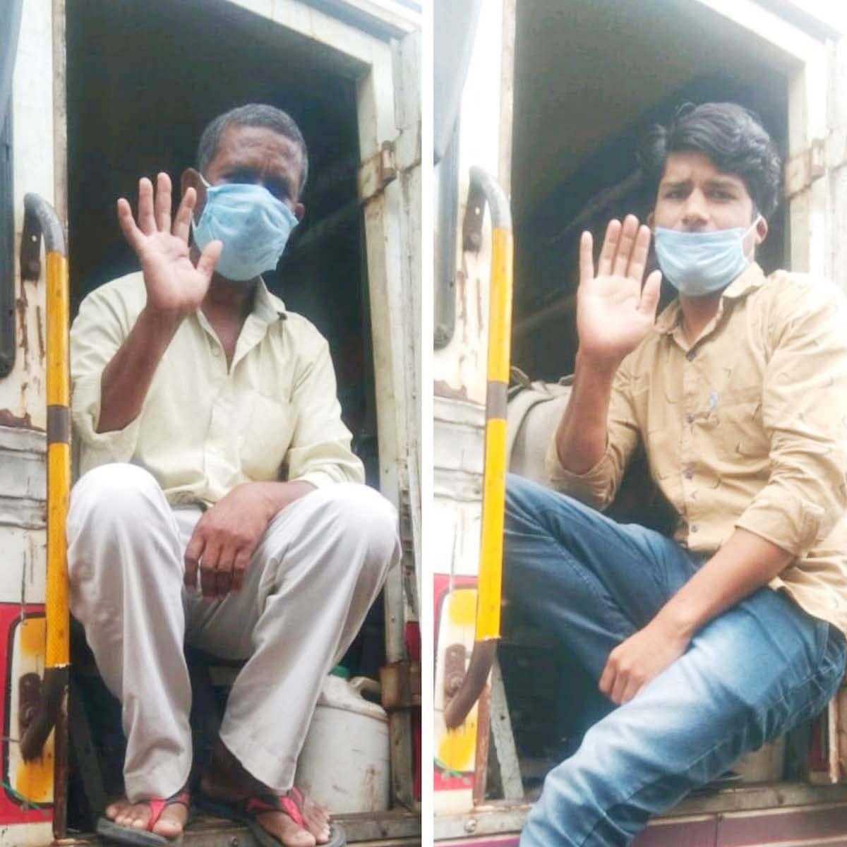 Madhya Pradesh: In Nagda, Mohanshri Foundation helps over 400 stranded persons reach home