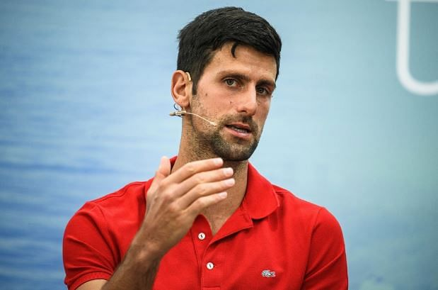 Hygiene restrictions worry Djokovic