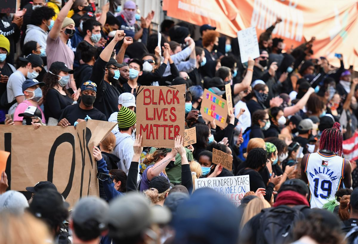 Why Black Lives Matter protests in America didn't lead to a spike in coronavirus cases