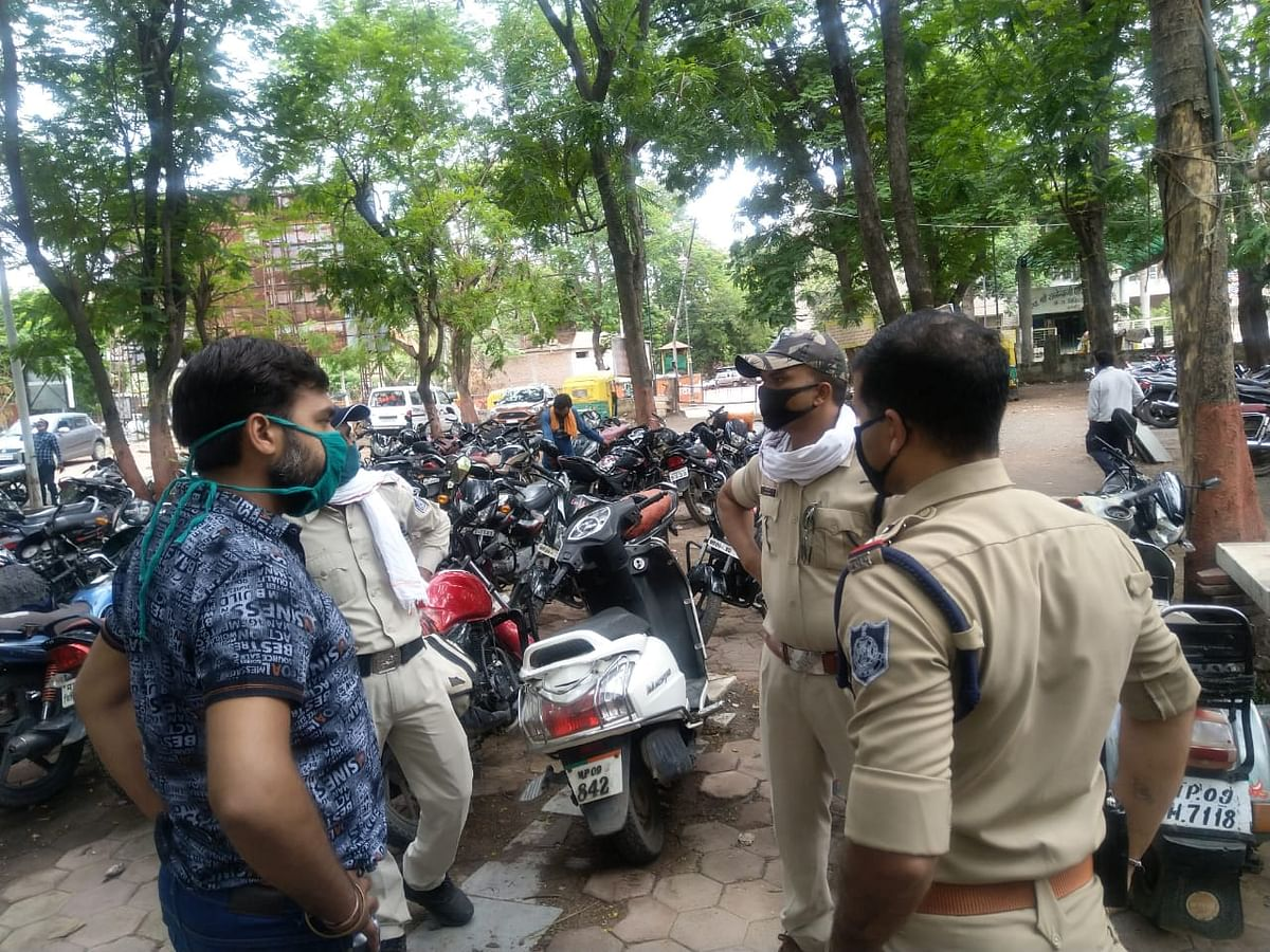 Indore: SOP issued to check vehicle thefts