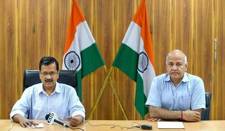 As pandemic explodes,  so does Delhi's politics