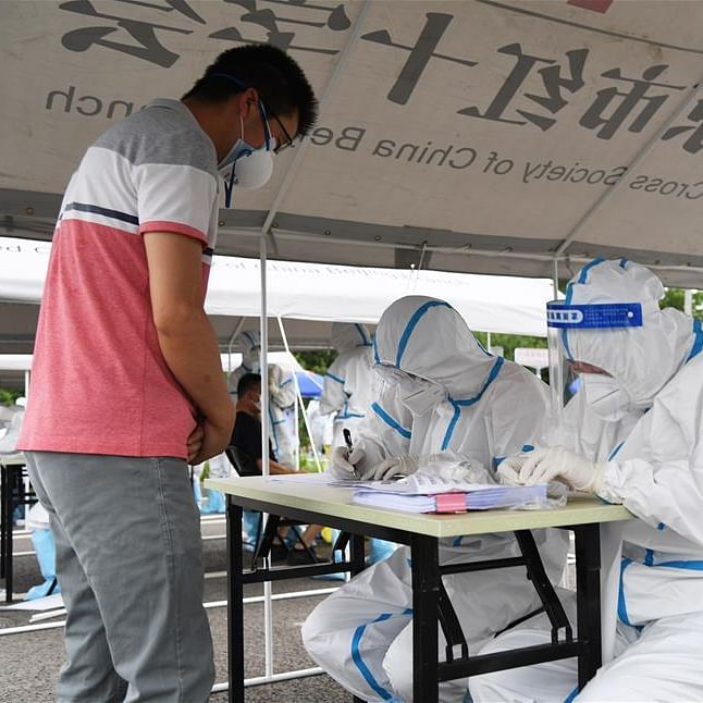 Latest coronavirus update: China imposes strict lockdown on nearly 400,000 people after COVID-19 spike near Beijing