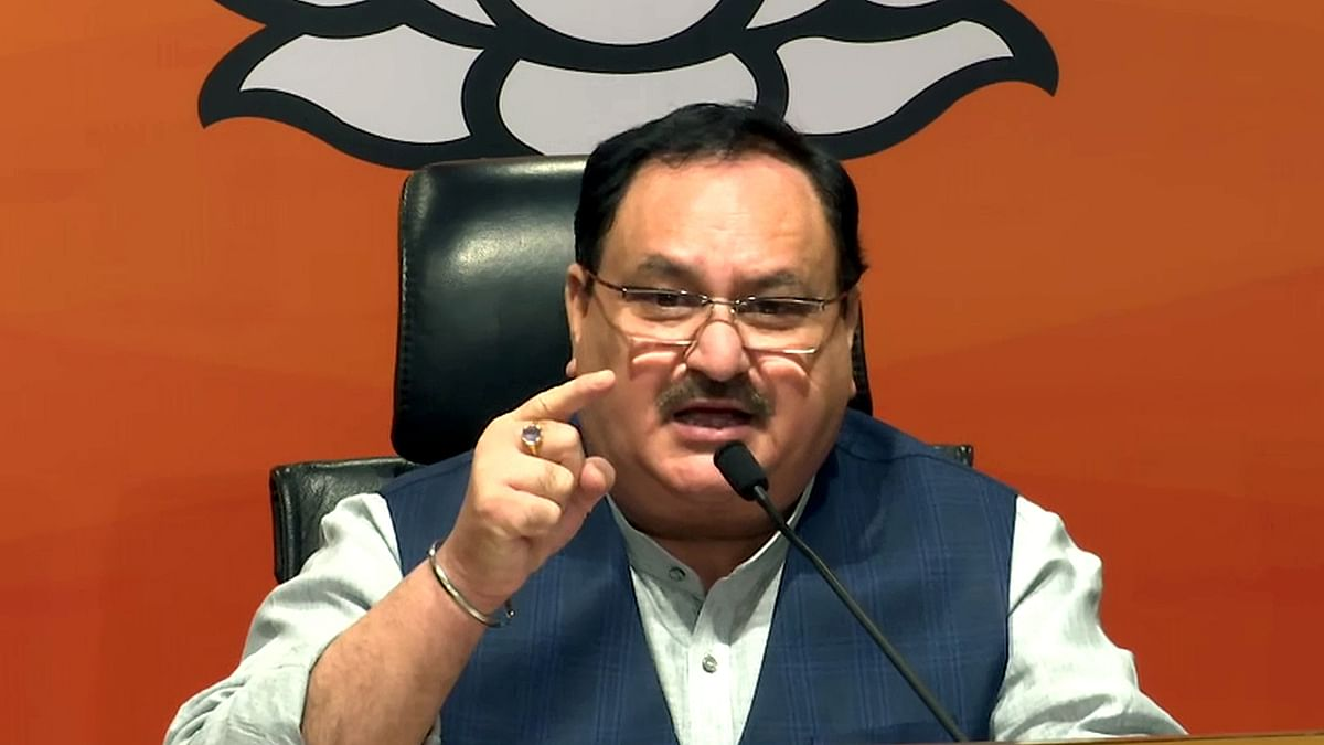 From Mamata Banerjee to Smriti Irani, speedy recovery wishes pour in as BJP President JP Nadda tests positive for COVID-19