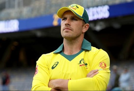 Aussies did not 'suck up' in '18-19 series: Finch