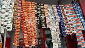Hotelier held with gutkha worth Rs 7.15 lakh