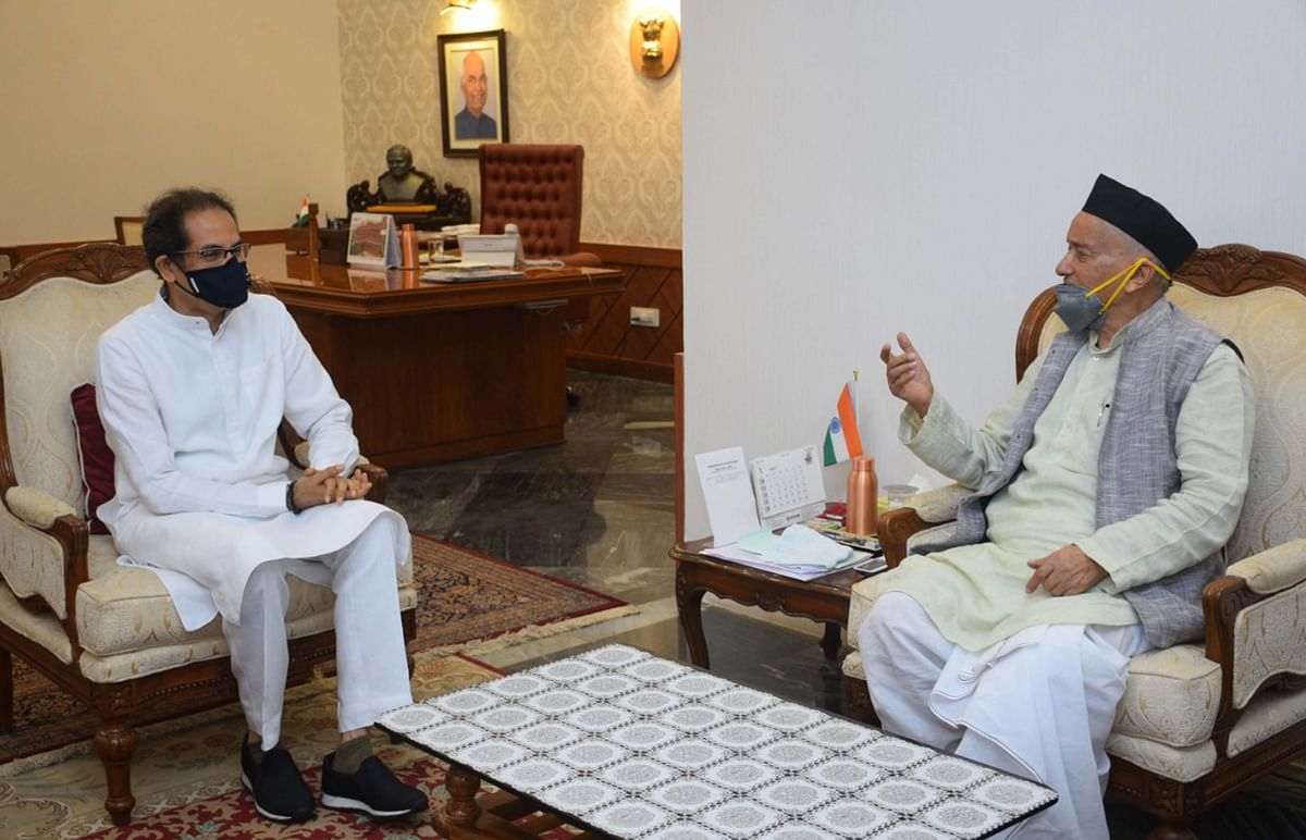 Cancelling exams will jeopardise future of students: Maha Guv Bhagat Singh Koshyari tells Uddhav Thackeray