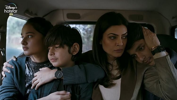 Sushmita Sen's Disney+Hotstar series 'Aarya' gets renewed for season two