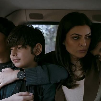 Here's how Sushmita Sen and others completed post-production work on 'Aarya' amid lockdown