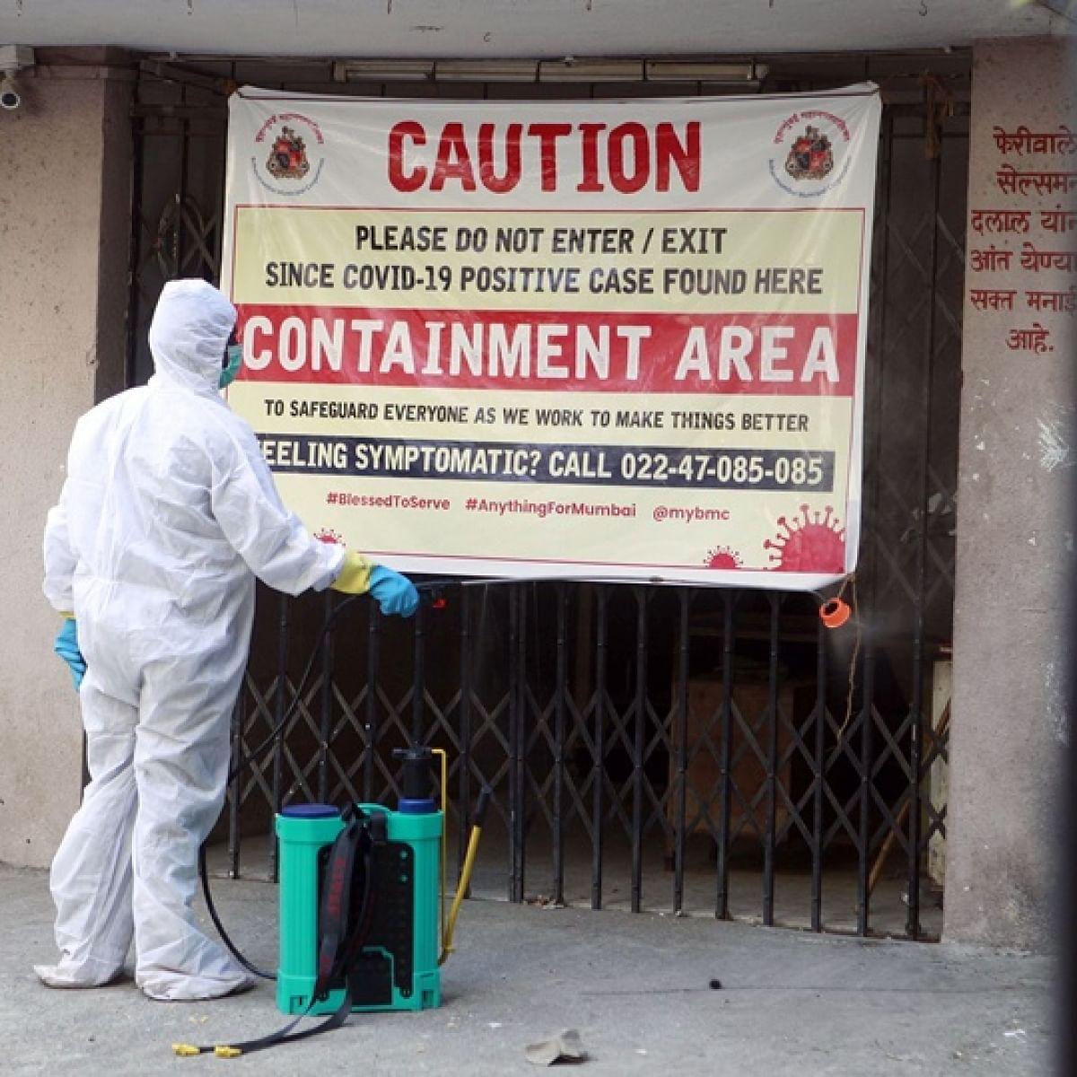 Despite rise in COVID-19 cases, number of containment zones in Navi Mumbai shrink