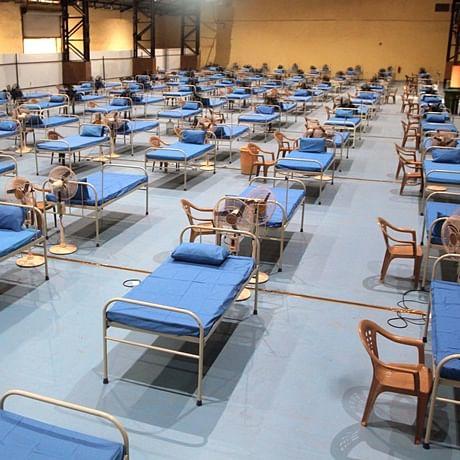 MMRDA refutes damage caused by Cyclone Nisarga to BKC quarantine centre
