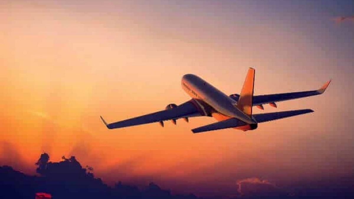 Madhya Pradesh: Flight carrying 158 Indians stranded in UAE arrives in Indore