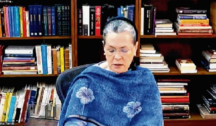'Govt of China, Chinese Embassy were donors to RGF led by Sonia Gandhi'