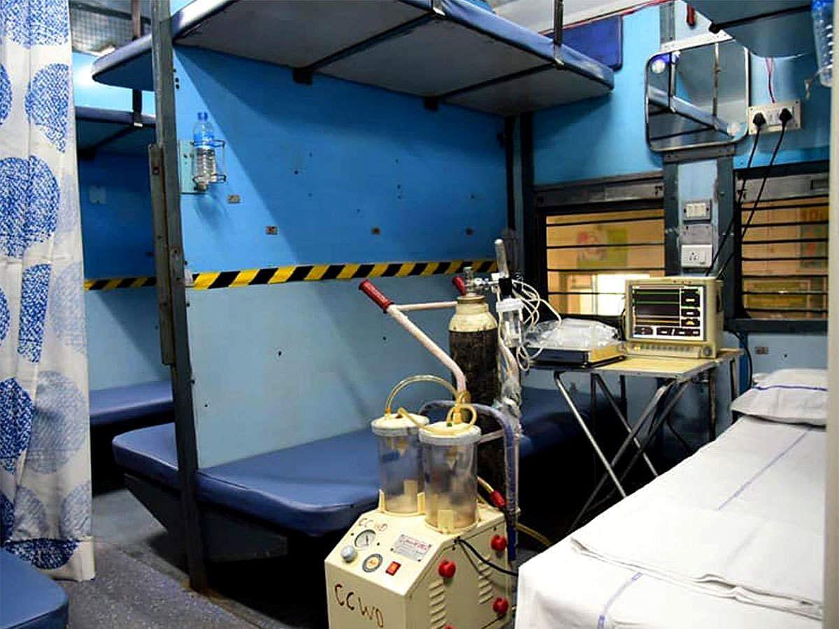 Railways transform non-AC coaches to COVID-19 facilities