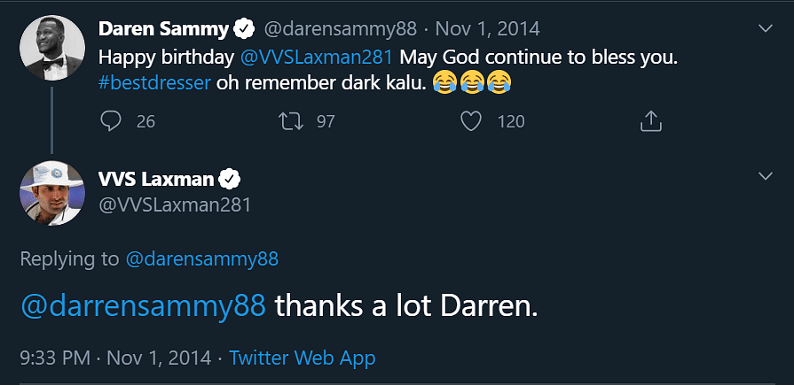 When Darren Sammy called himself 'kalu' without knowing the meaning