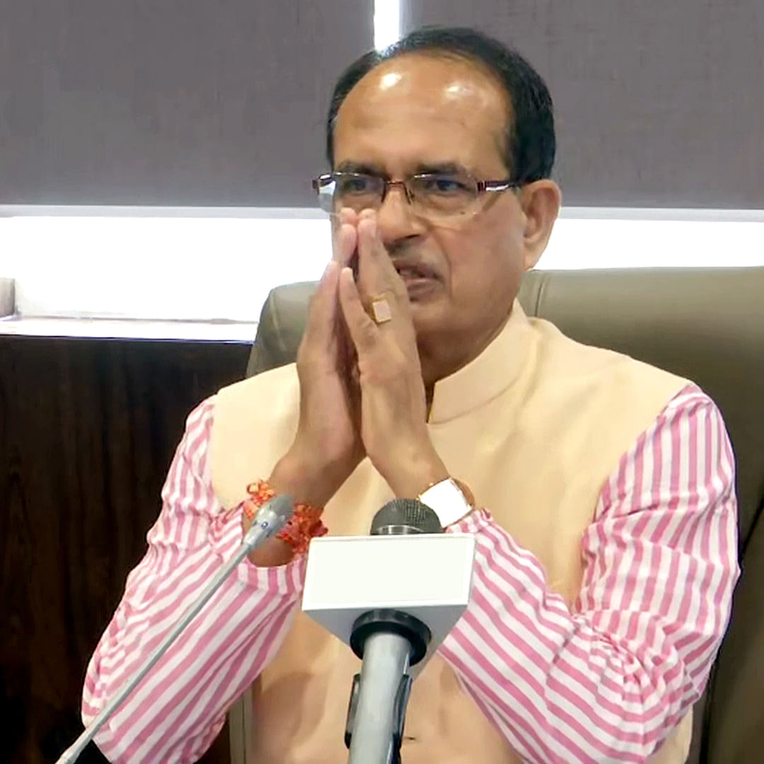 Bhopal: I'm completely healthy, says Shivraj after getting admitted at COVID hospital