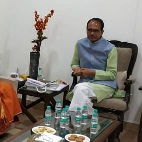 Madhya Pradesh: Help guest scholars as you visited their dharna, says Pragya Thakur to CM Shivraj Singh Chouhan