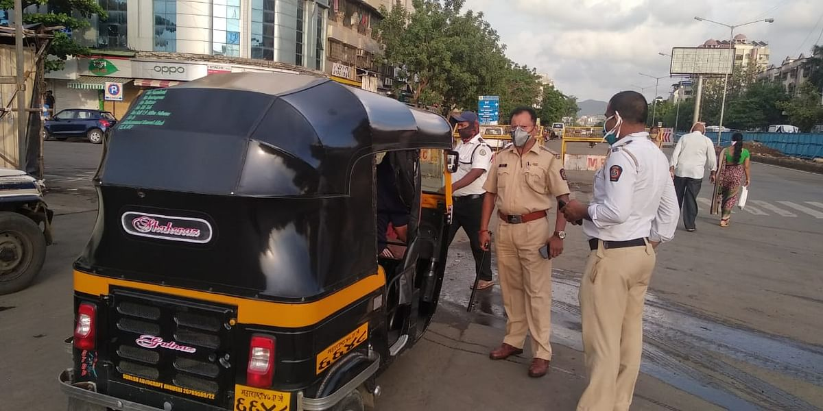 FPJ Impact: Cops crackdown on rogue autorickshaw drivers