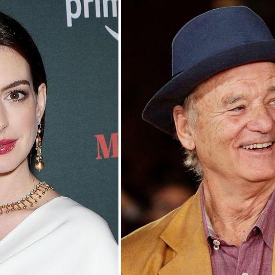 Anne Hathaway, Bill Murray to star in 'Bum's Rush'