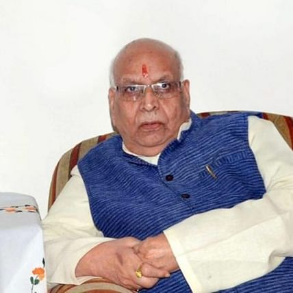 Madhya Pradesh Governor Lalji Tandon is recovering slowly, his condition stable