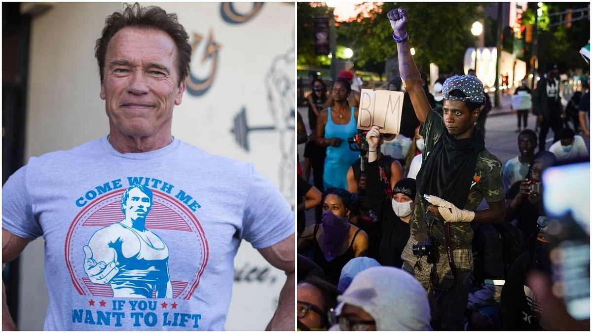 George Floyd murder and subsequent US riots: Arnold Schwarzenegger says the America he loves need to do better