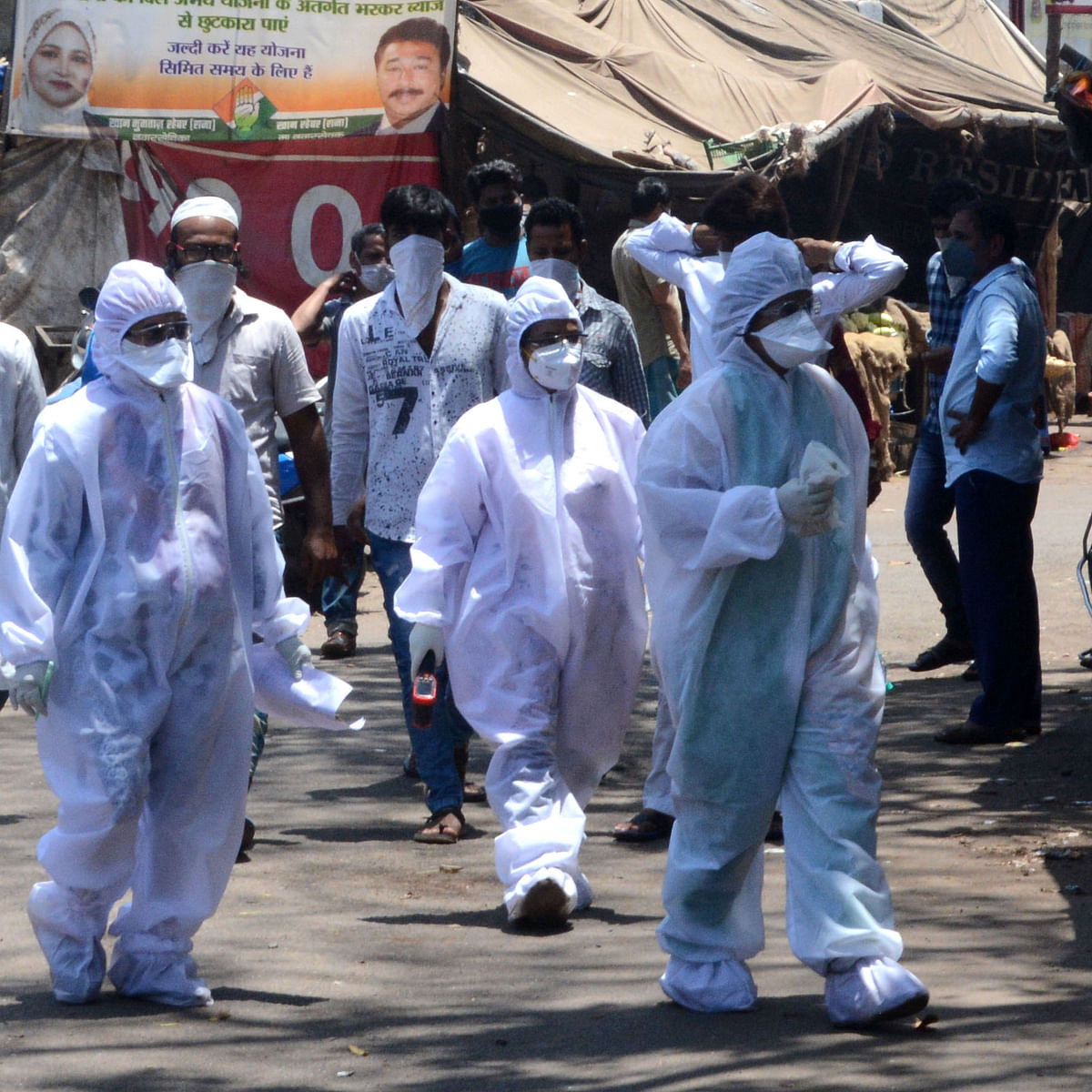 Coronavirus cases jump from 2 to 3 lakh in 10 days even as India records worst daily spike