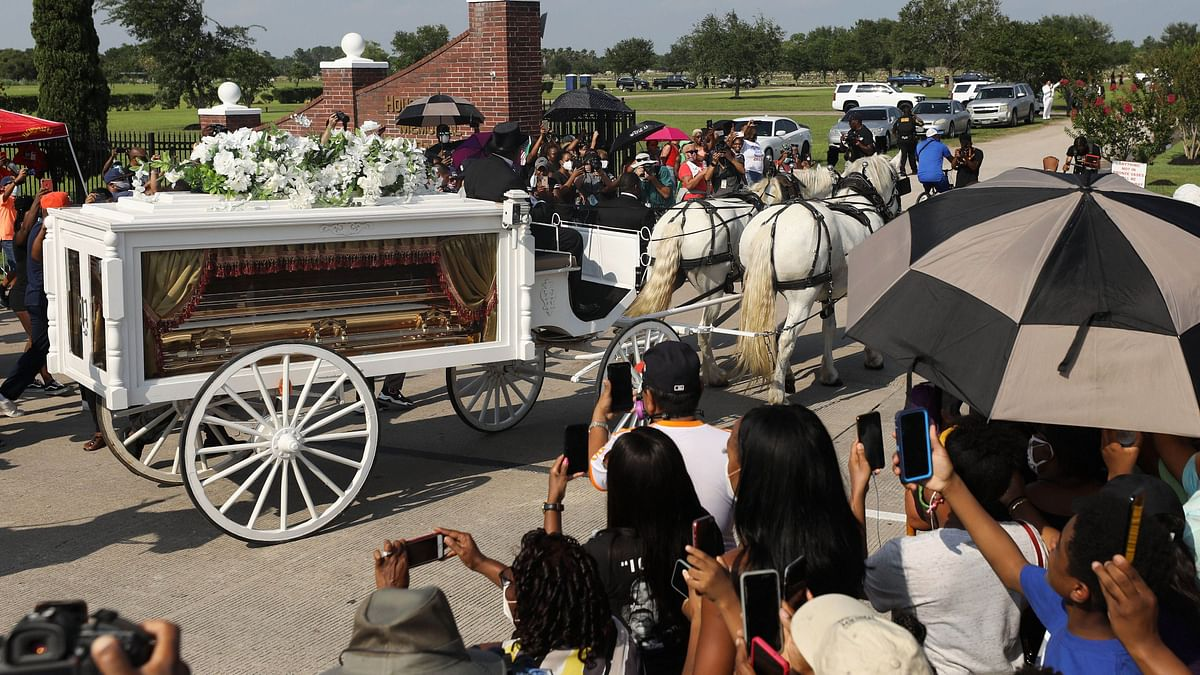 George Floyd laid to rest amidst call for racial justice in America