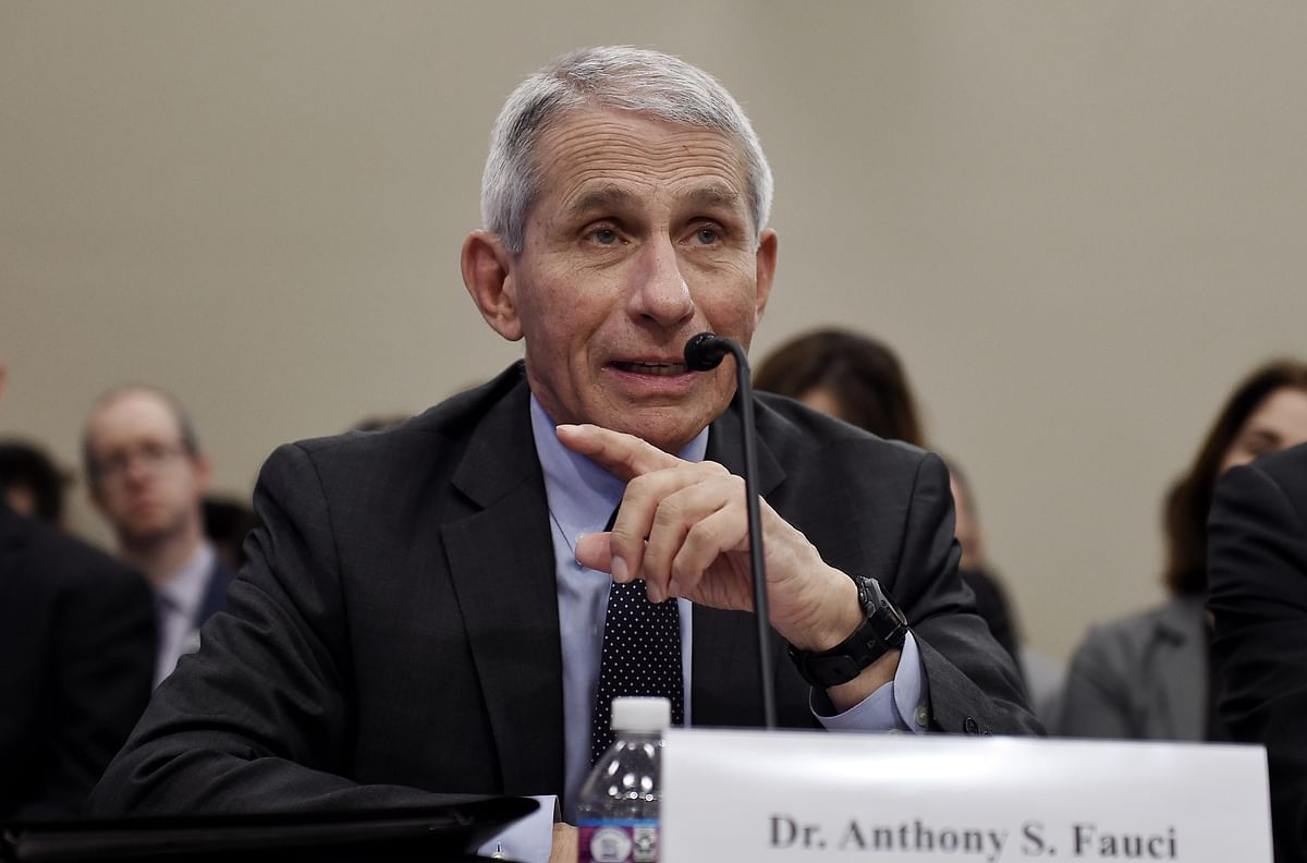 US: Trump campaign used my words out of context, without consent, alleges Dr Anthony Fauci