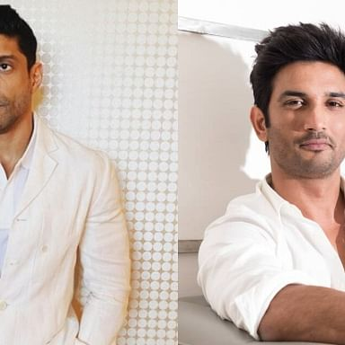 'Let the vultures gather and the crocodiles weep': Farhan Akhtar dedicates poem to Sushant Singh Rajput