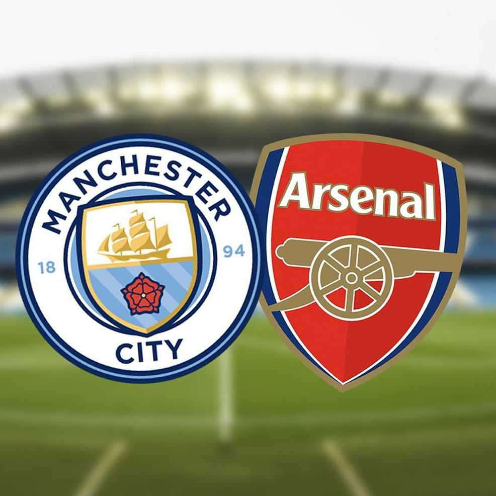 Manchester City vs Arsenal: Head to head stats from the last six games