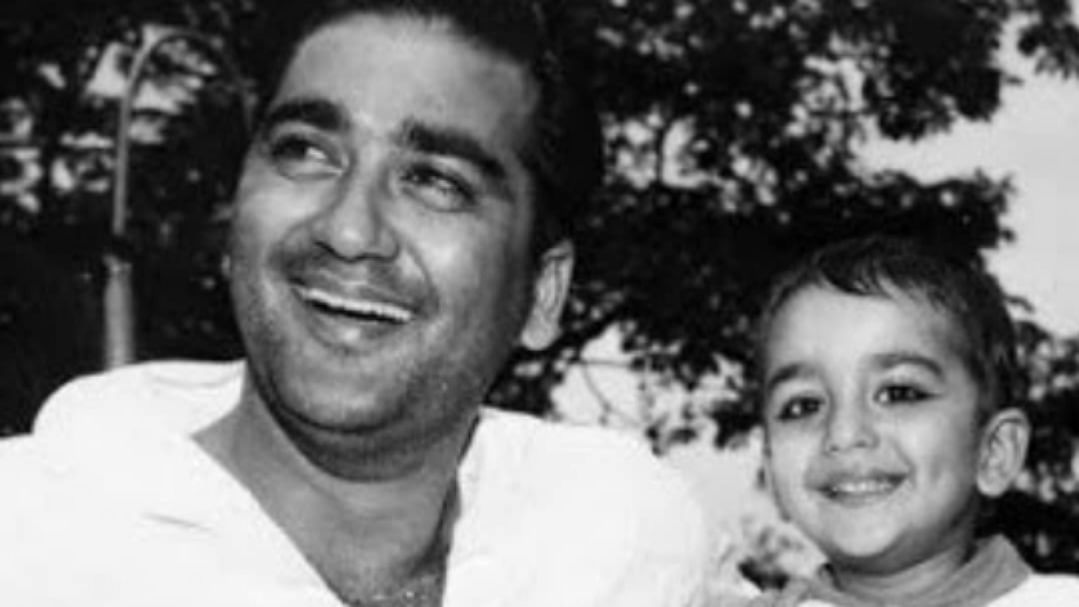 Sunil Dutt's 91st birth anniversary: Sanjay Dutt remembers his 'source of strength and happiness'