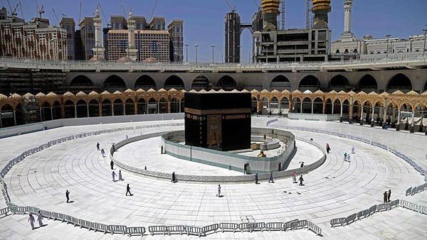 Saudi Arabia has once again barred international pilgrims for Hajj