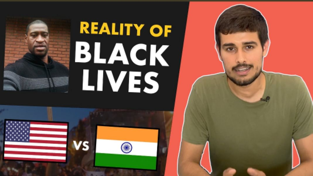 Slammed for saying 'All Lives Matter', Dhruv Rathee compares 'liberals to BJP supporters'
