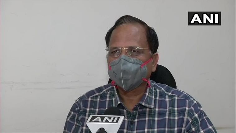 Lockdown will not be extended in Delhi: Health Minister Satyendar Jain.