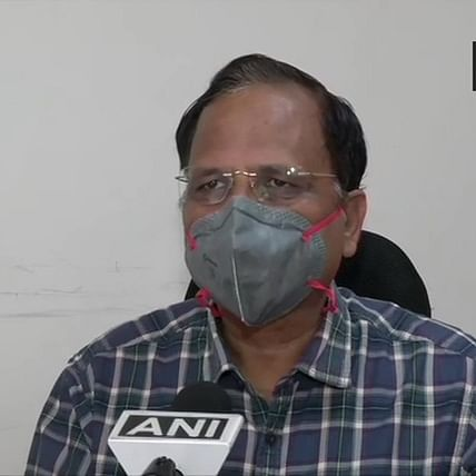 Community transmission of COVID-19 in Delhi, waiting for Centre to declare: Satyendar Jain