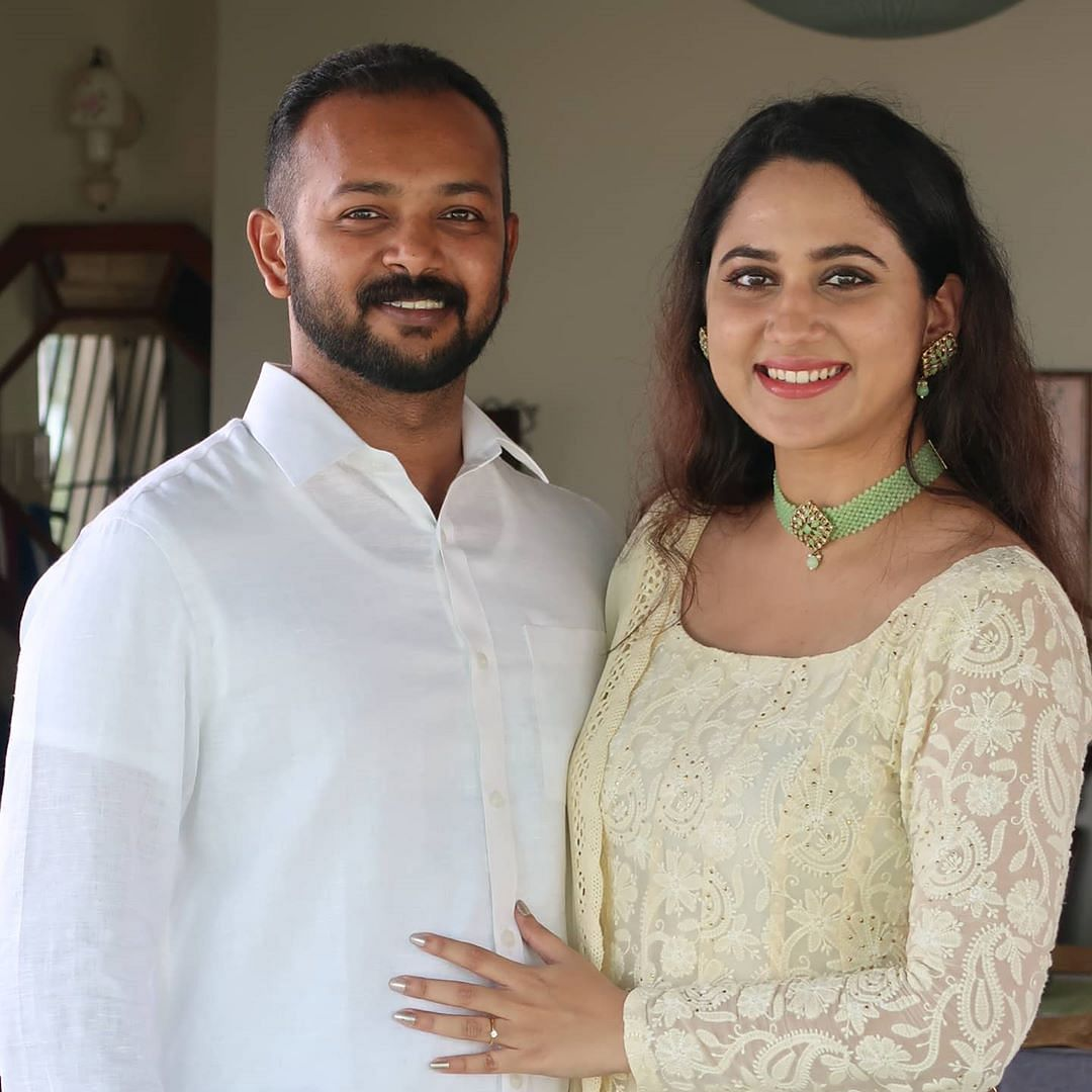 Actress Miya George gets engaged to Ashwin Philip; to tie the knot in September