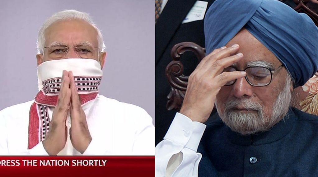 Same old: Modi's Galwan gaffe reminiscent of Manmohan's Balochistan blunder at Sharm-al-Shaikh
