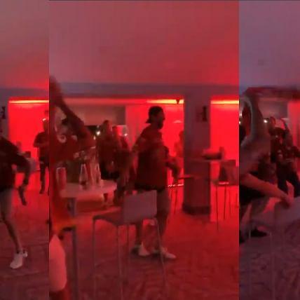 Watch: Jurgen Klopp's epic dance after Liverpool secure first Premier League title in 30 years